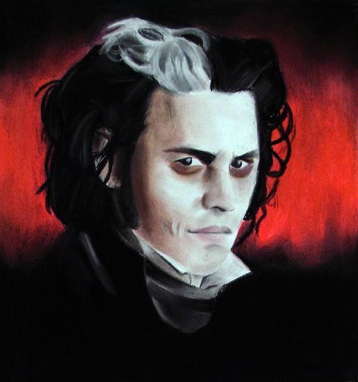 Johnny Depp by patrycja